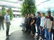 Indonesia repatría a más pescadores vietnamitas
