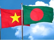 Dirigentes de Vietnam envian felicitaciones con motivo de aniversario de relaciones con Bangladesh