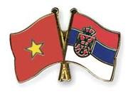 Dirigentes vietnamitas felicitan a Serbia por el Día Nacional