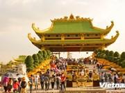 El complejo turístico de Dai Nam no existe límites