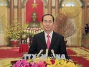 """Presidente de Vietnam: """"¡Con la unidad de todo el pueblo, seguramente triunfamos!"""""""