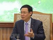 Vicepremier vietnamita pide mejora trabajos de investigación y previsión