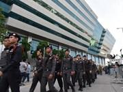 Procesan a manifestantes por exigir elecciones en Tailandia