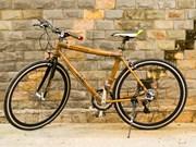 Bicicletas vietnamitas de bambú conquistan el mercado mundial