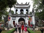 Llegadas turísticas a localidades vietnamitas crecen en los días del Año Nuevo Lunar