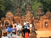 Camboya experimenta auge de turistas en ocasión de Tet