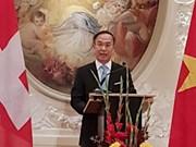 Vietnam: presidente del Grupo de embajadores de la Francofonía del mandato 2018