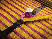 Incienso: objeto esencial en la vida espiritual de los vietnamitas