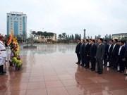 Honran a exsecretario general del Partido Comunista de Vietnam