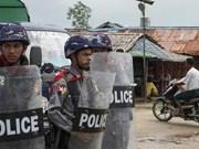 Myanmar: explosión de bomba mata a dos personas