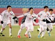 Fútbol de Vietnam fija ambiciosas metas para 2018