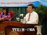 Ciudad Ho Chi Minh se propone un crecimiento económico superior a ocho por ciento
