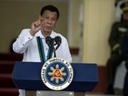 Presidente de Filipinas prohíbe la participación de tropas en guerras lideradas por EE.UU.