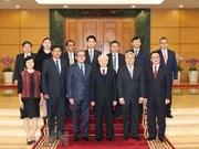 Apoyo de la ASEAN: factor importante para el avance de Vietnam