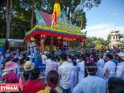 Secta Cao Dai celebra el mayor ritual anual