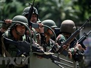 Filipinas advierte sobre regreso de hombres armados a Marawi