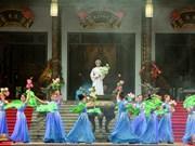 Inauguran Festival del Templo Huyen Tran