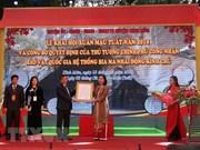 Vietnam reconoce a inscripciones talladas en acantilado como tesoro nacional