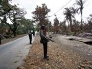 Dos heridos al estallar bombas en Myanmar