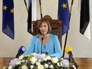 Vietnam felicita a Estonia por el Día Nacional