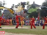 Reconocen a Festival Tro Chieng como patrimonio cultural intangible de Vietnam