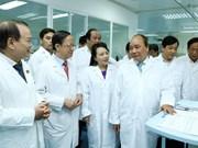 Premier de Vietnam destaca necesidad de un mayor desarrollo del sector de salud