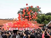Celebrarán nueva edición del Día de la Poesía de Vietnam 2018