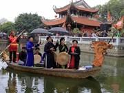 Provincia norvietnamita honra a artesanos del patrimonio cultural inmaterial