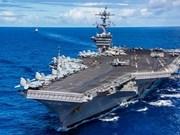 Barcos navales de Estados Unidos visitarán Da Nang