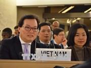 Vietnam asiste a reunión 37 del Consejo de Derechos Humanos de la ONU en Ginebra