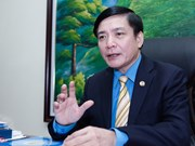 Vietnam participa en reunión de la Federación Sindical Mundial en Teherán