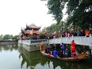 Celebran en Bac Ninh festival de canto patrimonial
