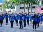 Celebran actividades sociales durante el Mes de la Juventud en Vietnam