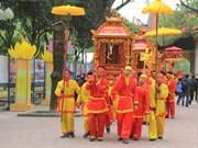 Celebrarán actividades atractivas en Festival primaveral Con Son – Kiep Bac 2018