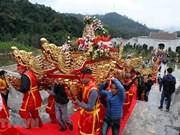 Festivales primaverales comenzaron Año Nacional de Turismo en Quang Ninh