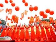 Efectuarán amplias actividades durante el Día de Poesía de Vietnam