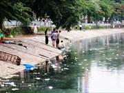 Experto urge la elaboración en Vietnam de una ley de control de contaminación del agua