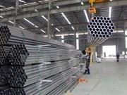 Empresa de acero Vietnam- Italia busca atraer inversiones extranjeras