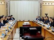 Empresas japonesas por cooperar con Ciudad Ho Chi Minh en desarrollo urbano