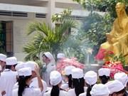 Conmemoran aniversario 227 del deceso del ilustre médico Le Huu Trac