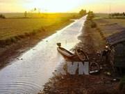 Destacan gestión efectiva de recursos hídricos en Vietnam