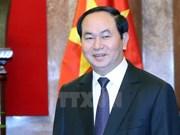 Presidente Dai Quang resalta grandes potencialidades de cooperación Vietnam-Bangladesh