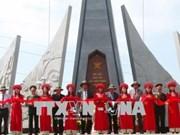 Inauguran en provincia vietnamita monumentos dedicados a mártires en Ofensiva General de 1968