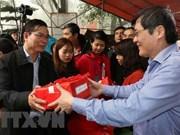 Celebran en Vietnam ritual dedicado al cielo y la tierra
