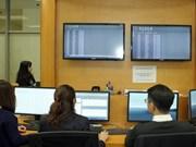 Alto valor de transacción en mercado bursátil derivado vietnamita en febrero