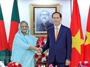 Vietnam y Bangladesh trazan directrices para la cooperación multifacética bilateral