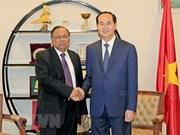Presidente de Vietnam inicia sus primeras actividades en Bangladesh