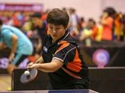 Intercambio de tenis de mesa entre jugadores vietnamitas y japoneses