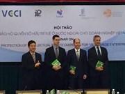 WIPO asiste a empresas vietnamitas en protección de derechos de propiedad intelectual