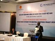 Vietnam impulsa ahorro de energía en industrias clave